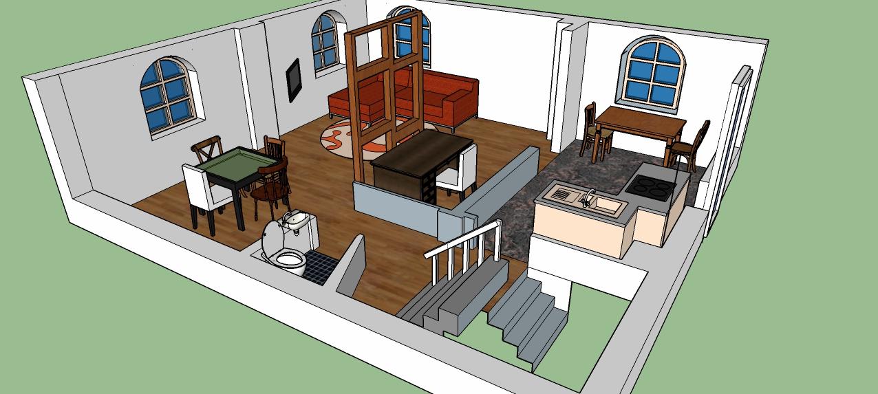 ber das haus kutscherhaus. Black Bedroom Furniture Sets. Home Design Ideas